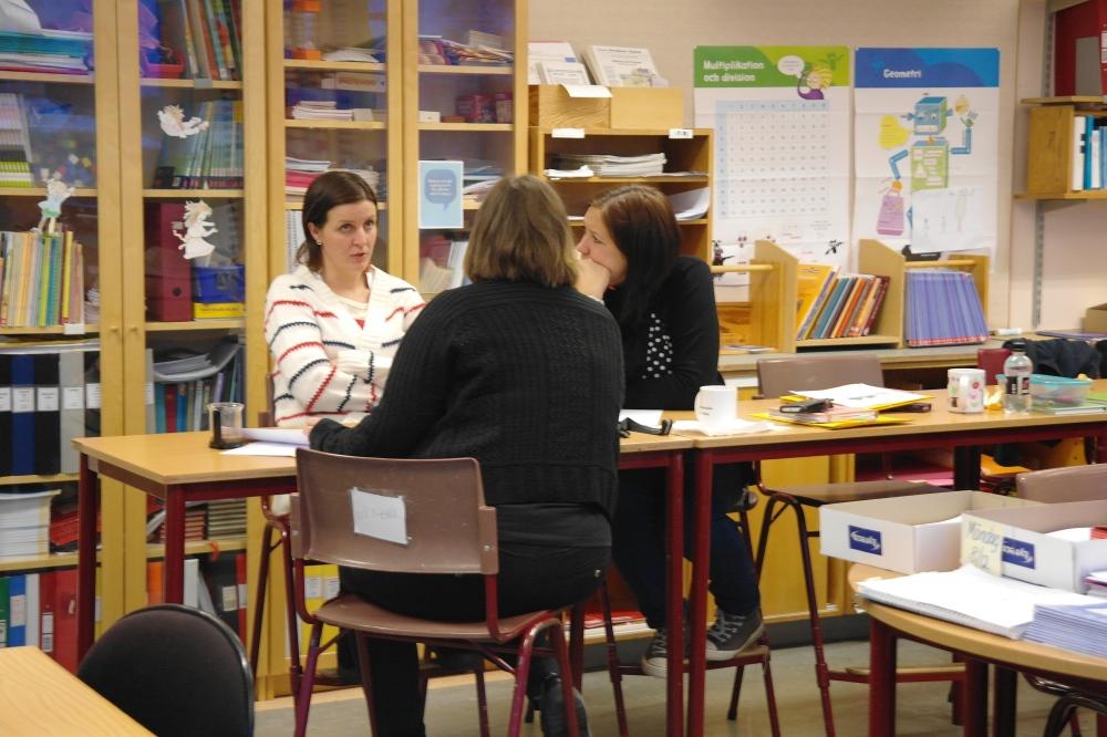 Pedagogiskt forum, träff 2 (5/5)
