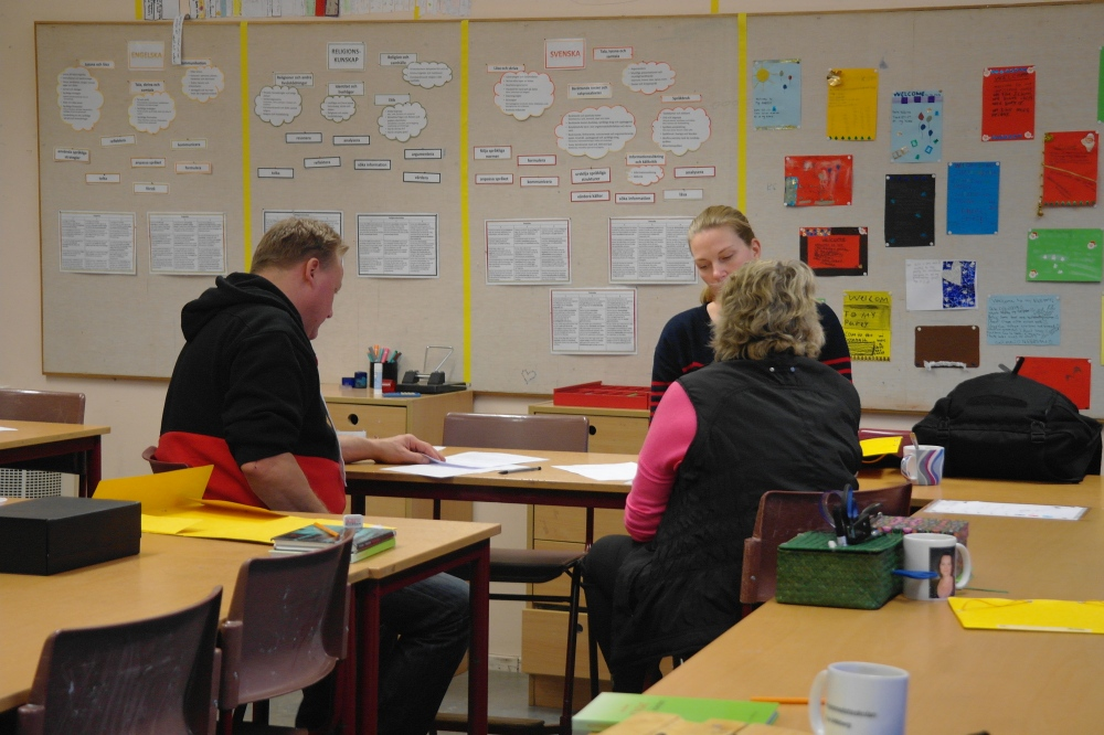 Pedagogiskt forum, träff 2 (4/5)