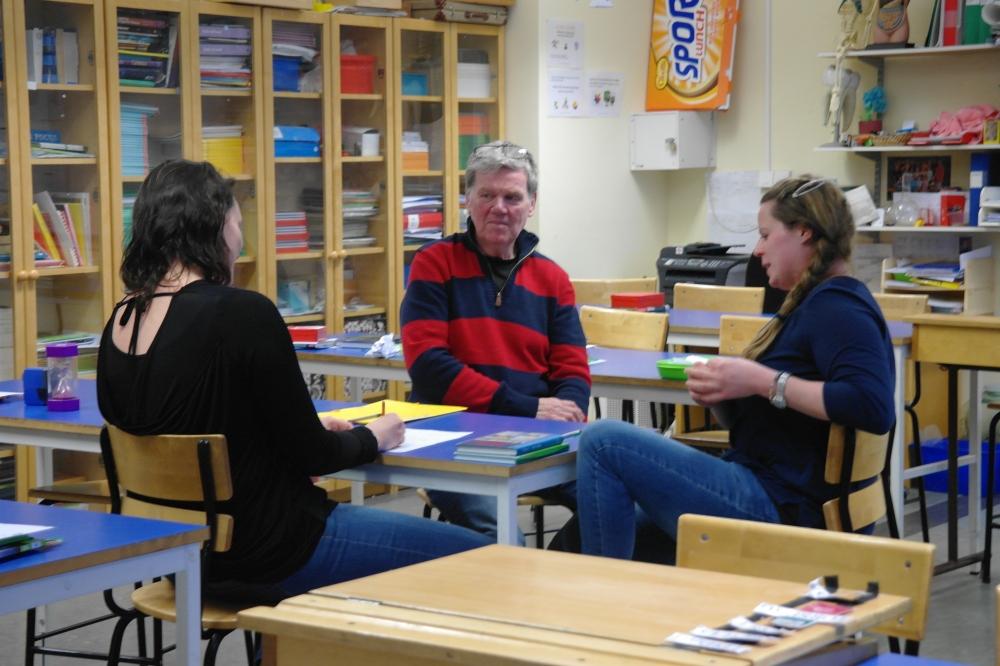 Pedagogiskt forum, träff 2 (3/5)