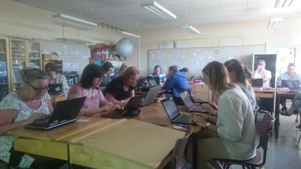 """Storybird är ett verktyg som lockar """"elever"""" i alla åldrar."""