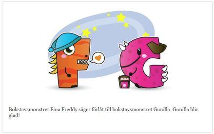F och G